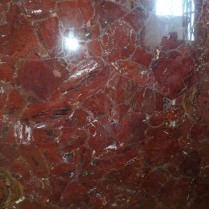 Red Petrified Wood Opaque