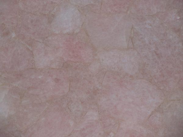 Rose Quartz Transparent